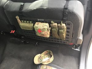 Rigid Insert Panel MOLLE