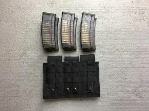 Trippe mag pouch
