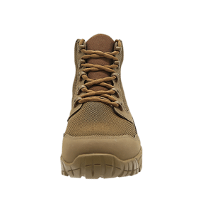 """Backpacking Boots Brown 6"""" show laces Altai gear"""