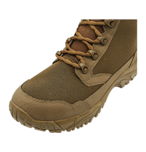 """Zip up hiking boots 6"""" Brown toe altai Gear"""