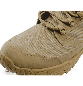 """Work Boots tan 6"""" toe with water Altai gear"""