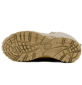 "Work Boots tan 6"" sole Altai gear"