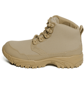 """Work Boots tan 6"""" outer Side Altai gear"""