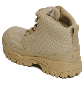 """Work Boots tan 6"""" outer hill Altai gear"""