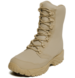 Tan Combat Boot Right boot Altai gear