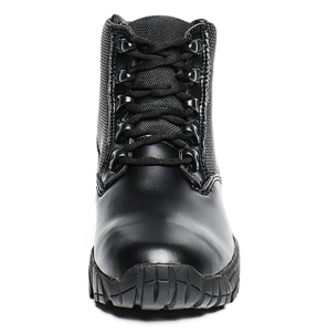 Uniform Boots Black leather front laces Altai gear