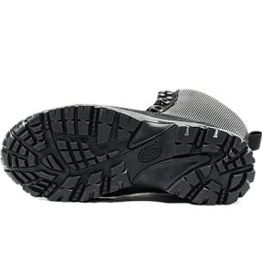 Uniform Boots Black leather sole Altai gear