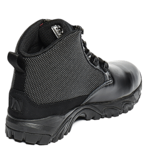 Uniform Boots Black leather outer heel Altai gear