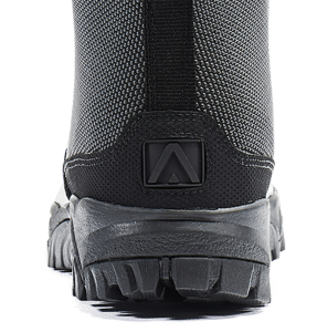 Leather Tactical Boots heel Altai gear