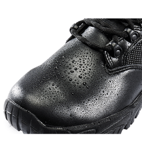 Leather Tactical Boots toe Altai gear
