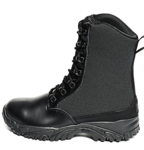 Leather Tactical Boots inner side Altai gear