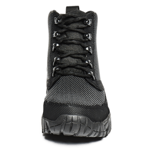 """6"""" Tactical Boots Black front laces Altai gear"""
