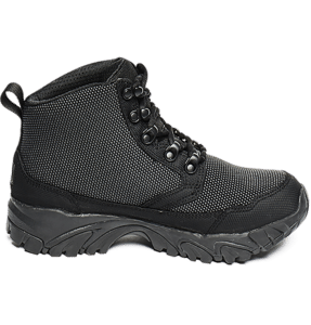 "6"" Tactical Boots Black outer side Altai gear"
