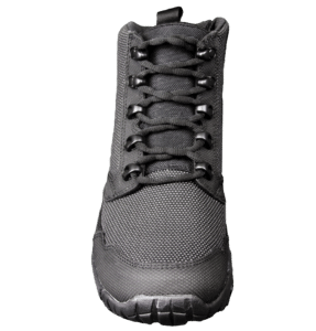 """Black Zip up tactical boots 6"""" front laces altai Gear"""