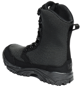 Tactical Boots outer heel view Altai gear