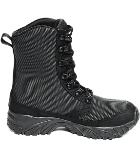 Tactical Boots Black inner side view Altai